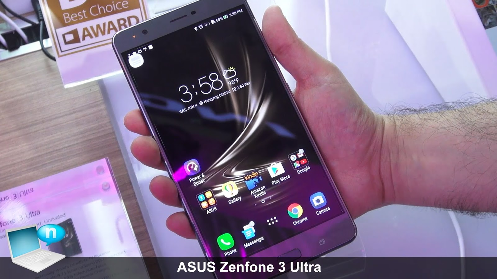 Gadgetcongress Asus Zenfone C Ram 1gb The 3 Deluxe Zs570kl Was Priced At 499 Roughly Rs 33600 And Sports A 57 Inch Full Hd Super Amoled Display Snapdragon 820 Soc