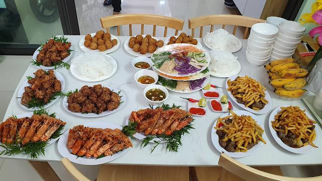 dịch vụ nấu cỗ tại nhà gold mark hồ tùng mậu