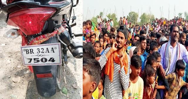 बेनीपट्टी में BJP की सभा में गए युवक की बाइक हुई चोरी, पुलिस ने नहीं लिया FIR