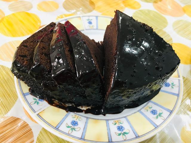 resepi kek milo coklat kukus moist sukatan cawan