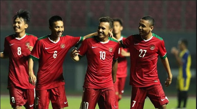 Jadwal Timnas Indonesia U-19 Kualifikasi Piala Asia 2018