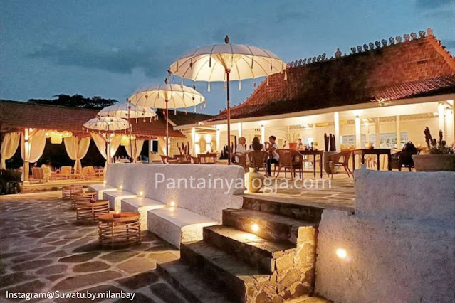 restoran suwatu Jogjakarta