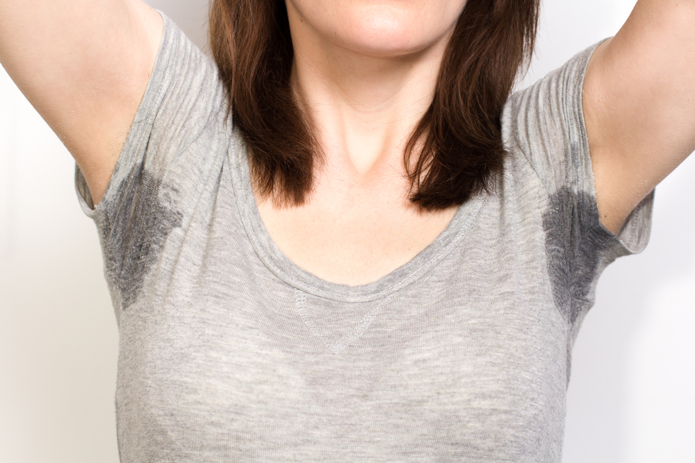 Tip untuk cara menghilangkan bau ketiak