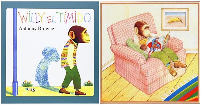 cuento libro infantil superar timidez