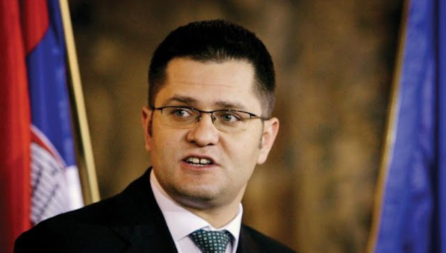 Vuk Jeremic say Serbia has agreed for Kosovo to have seats in the UN