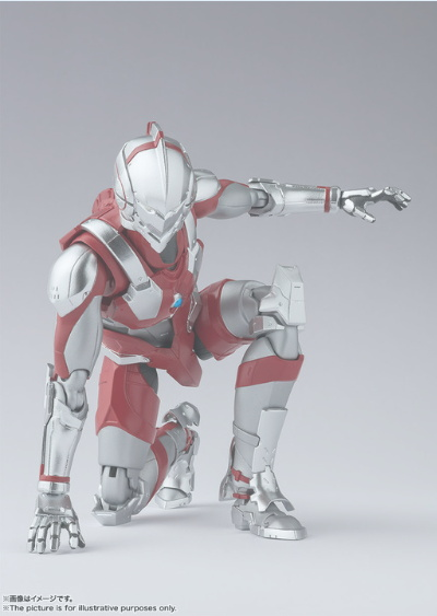 Action Figure ULTRAMAN Special Beam & Special Blade