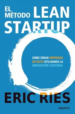 El método Lean Startup portada del libro