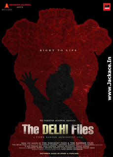 The Delhi Files First Look Poster 1