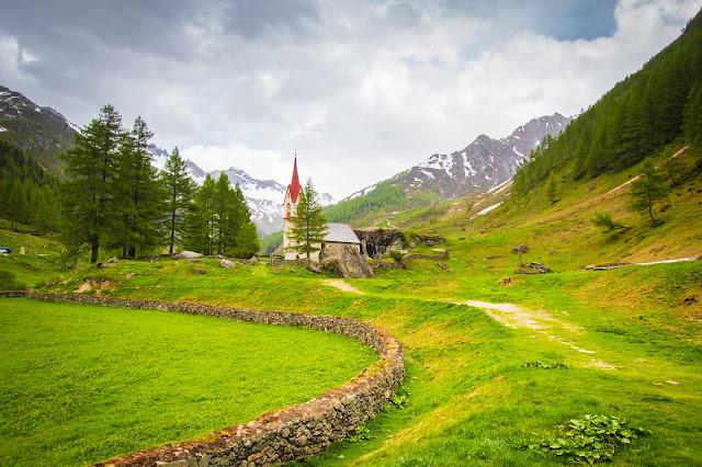 Chiesa dello Spirito Santo-Valle di Tures