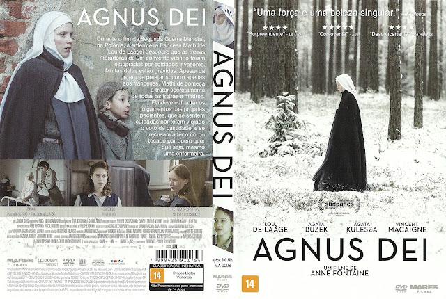 Capa DVD Agnus Dei