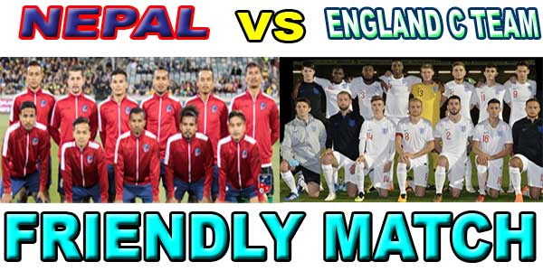 Nepal vs England C Team