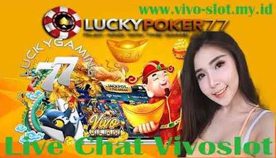 Live Chat Vivoslot