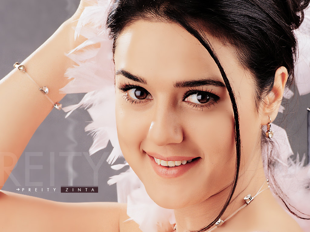 entertainment world preity zinta wallpapers