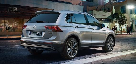 Prezzi nuova Volkswagen Tiguan: Prezzo base e listino ufficiale