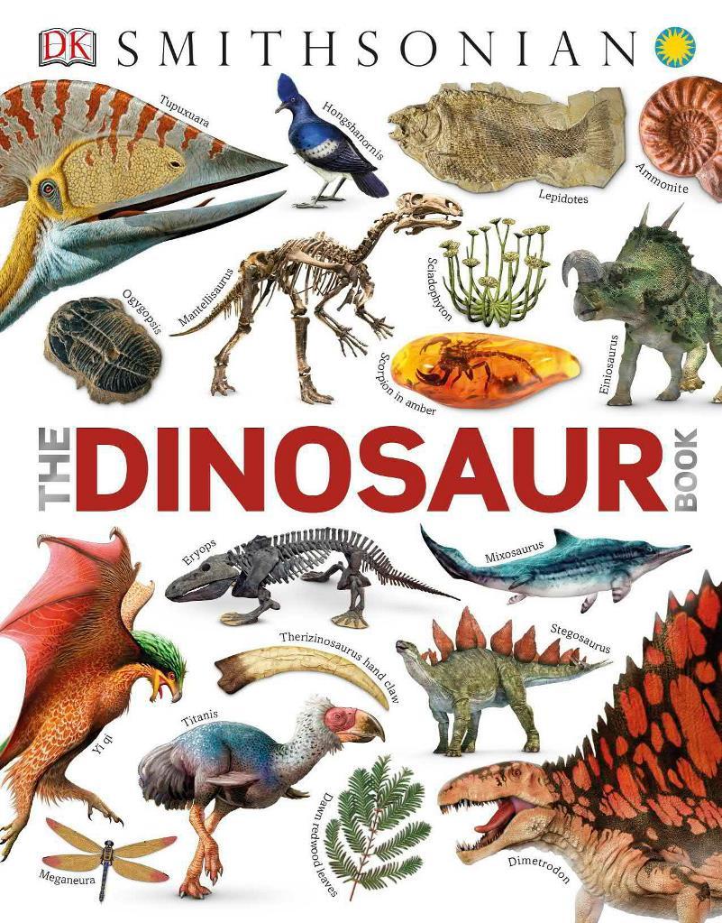 The Dinosaurs Book – John Woodward
