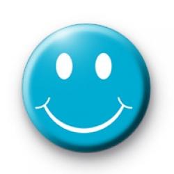 Blue Smiley Symbol