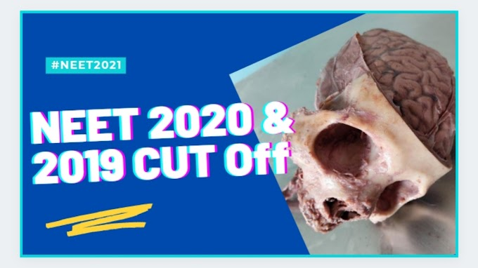 Neet 2021 : Check Previous Year Cut - off Marks