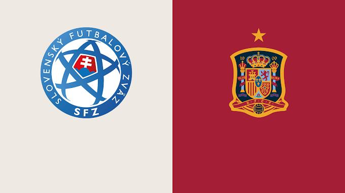 مشاهدة مباراة اسبانيا وسلوفاكيا بث مباشر اليوم 23/06/2021 بطولة امم اوروبا يورو 2020