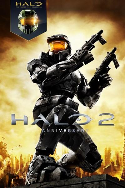 Descargar Halo 2 Anniversary PC Cover Caratula www.juegosparawindows.com