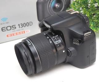 Canon EOS 1300D Wi-Fi DSLR second