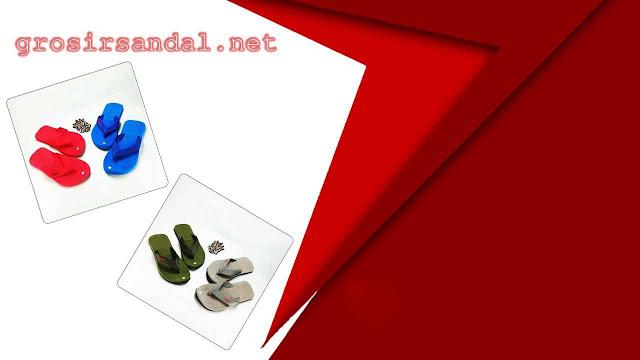 SANDAL PRIA DEWASA | SANDAL WARNA | SIZE 38-42
