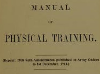 Manual of physical training (
