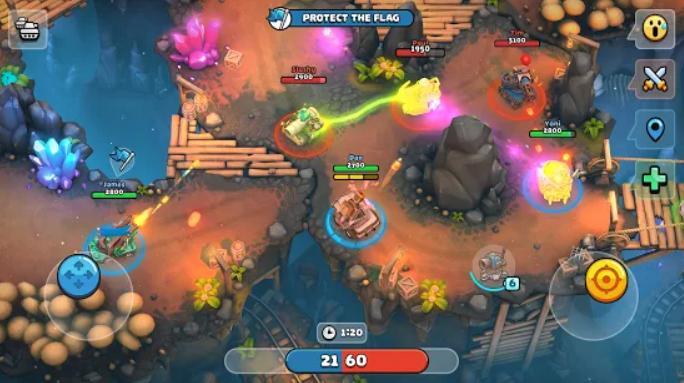 Pico Tanks New mod apk multi player