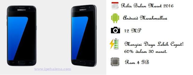 Samsung Galaxy S7 : Aman bertransaksi dengan Samsung Pay