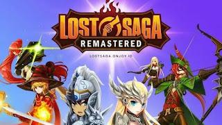 Lost saga remastered jadwal rilis