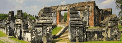 Istana Keraton Kaibon Banten