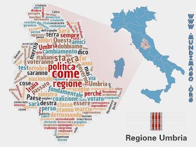 Umbria: il Popolo   Ottenebrato dalla Menzogna   si proietta Verso la Dittatura