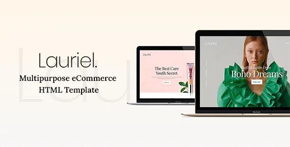 Best Multipurpose eCommerce HTML Template