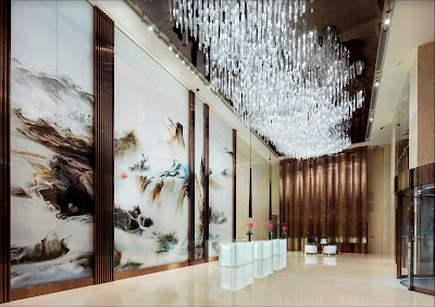Source: AccorHotels. The Fairmont Chengdu lobby.