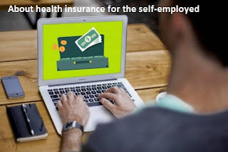 About health insurance for the self-employed