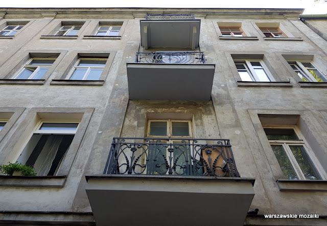 balkon Warszawa Warsaw Praga Północ praskie klimaty kamienica ulica architektura architecture