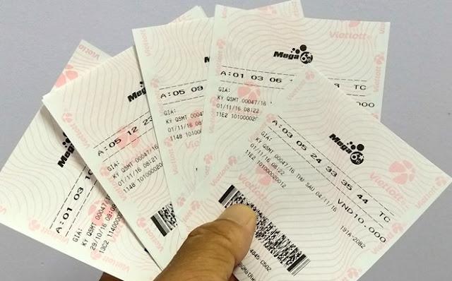 Người trúng 131 tỷ đồng xổ số Vietlott đã đến nhận giải