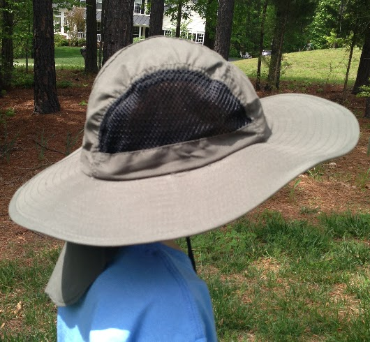 1e3c9f05a LIGHT & ULTRALIGHT BACKPACKING: $9.92 Wal-Mart Wide-Brimmed Hat
