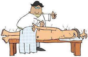akupunktur iğnelerinin çıkarılması