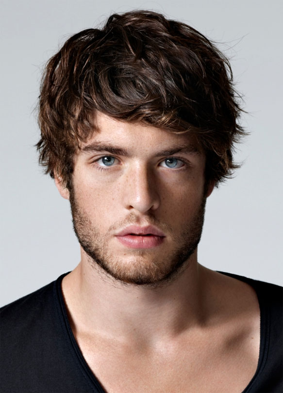 Remarkable Hairstyles Images Blog 2013 Cool Men Hairstyles Haircuts Trends Short Hairstyles Gunalazisus