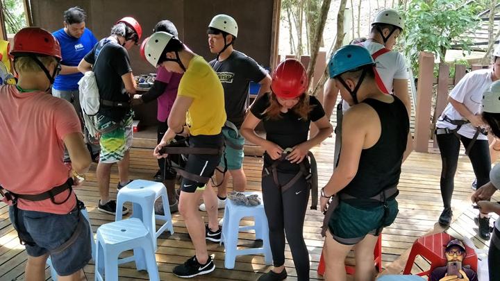 Bukit Merah Adventure Park 2017