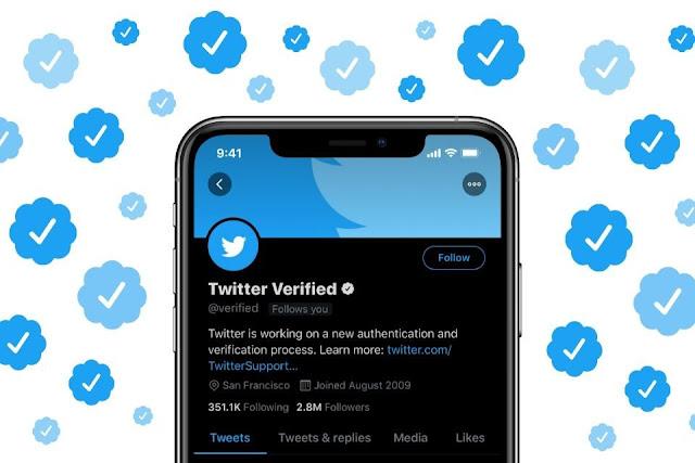 حدد Twitter موعدًا لتنشيط سياسة التحقق من الحساب الجديدة
