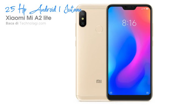 Xiaomi MI A2 Lite harga