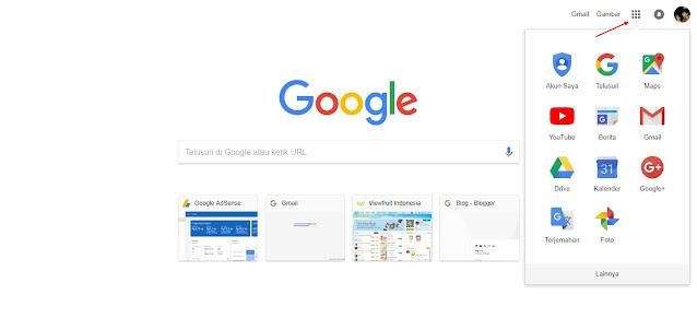 Cara Membuat Akun Google untuk Pengguna Baru