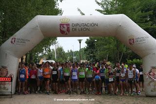 Clasificaciones Carrera Santa Marina del Rey