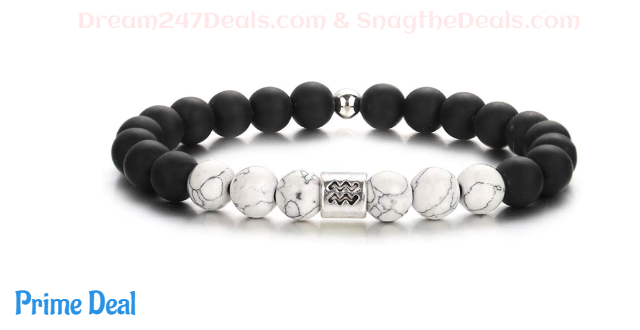 30%OFF 12 Constellations Anxiety Bracelet for Women Friendship Couple Distance