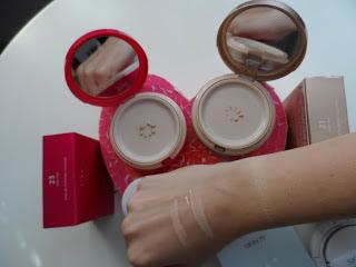 Skin79 Pink BB Pumping Cushion Real Product