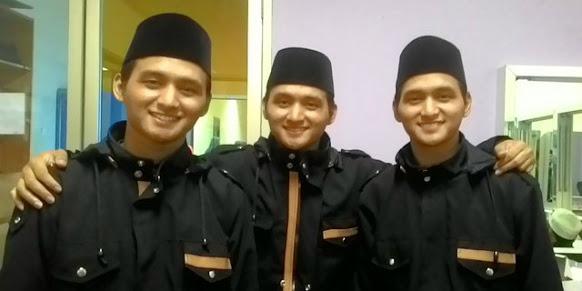 Masya Allah, 3 Pria Kembar Berwajah Tampan Semuanya Hafal Al-Quran Dalam 9 Bulan