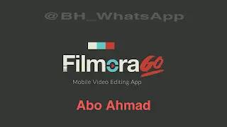 برنامج FilmoraGo -فلمورا
