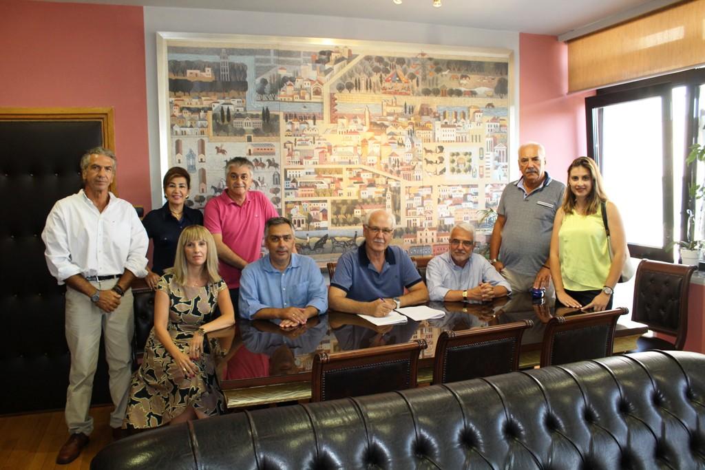 Το Πανεπιστήμιο Θεσσαλίας εκπονεί μελέτη για την Αστική Ανθεκτικότητα του Δήμου Λαρισαίων