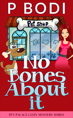 No Bones About it Pet Palace Cozy Mystery Series Book 2